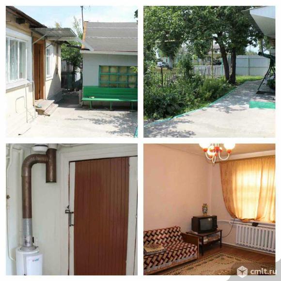 Семилукский район, Стрелица. Дом, 64 кв.м, 5 соток, гараж