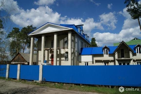 Дом 550 кв.м