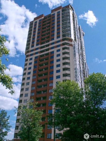 3-комнатная квартира 83,53 кв.м