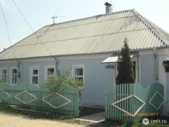 Новоусманский район, Бабяково. Дом, 54.5 кв.м, ремонт