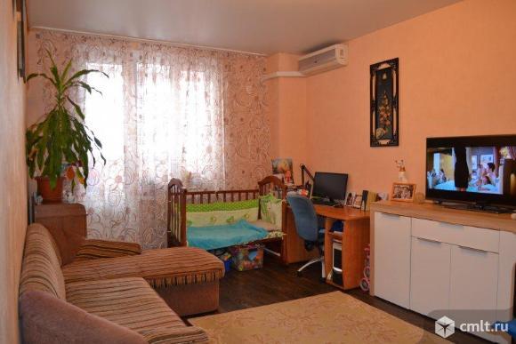 1-комнатная квартира 41,7 кв.м