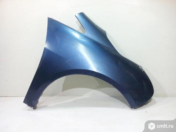 Крыло правое MITSUBISHI GRANDIS 04-11 б/у 5220B198 MN150860 4*. Фото 1.