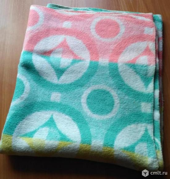 Детское одеяло. Фото 1.