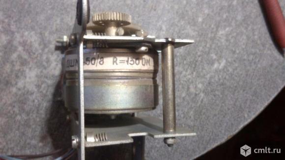 Шаговый двигатель ДШМ-50/8