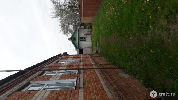 Половина дома - площадь 50 кв.м.