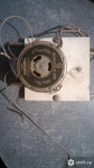 Моноблок ДСП2У42-П-220,  2 Об.мин.. Фото 1.