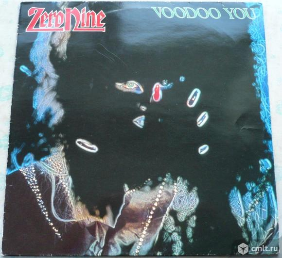 "Грампластинка (винил). Гигант [12"" LP]. Zero Nine. Voodoo You. 1988. Amulet. Polarvox Oy. Finland.. Фото 1."