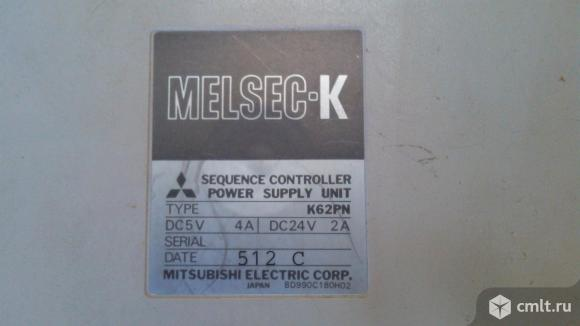 POWER SUPPLY MODULE Mitsubishi K62PN. Фото 3.