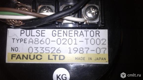 Генератор импульсов FANUC PULSE GENERATOR A860-0201-T002. Фото 2.