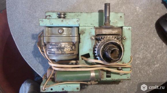 Моноблок. Двигатель с редуктором.. Фото 1.