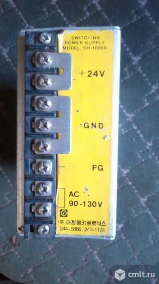 Блок питания SWITCHING POWER DH-1000 D. Фото 1.