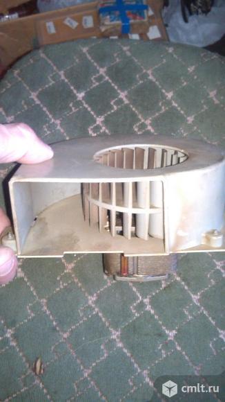 Нагнетатель улитка с двигателем ДВ-6. Фото 1.