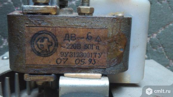 Нагнетатель улитка с двигателем ДВ-6. Фото 3.
