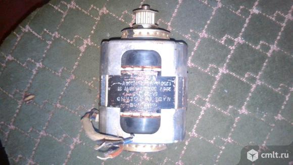 Электро двигатель mik. Фото 1.