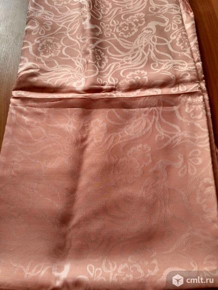 Ткань абрикосового цвета
