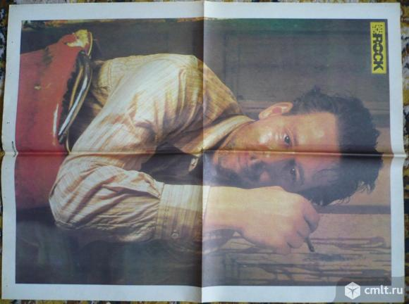 Mickey Rourke [Микки Рурк] / Julia Roberts [Джулия Робертс].. Фото 1.