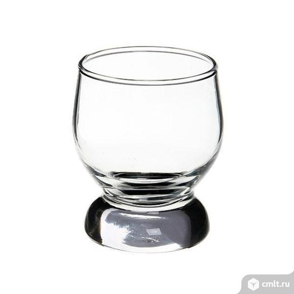 Бокал, стакан для виски Акваник, вместимость 222 см.куб. PASABAHCE. Турция