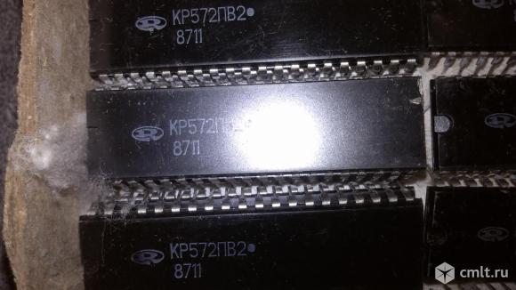 Микросхема КР572ПВ2А. Фото 3.