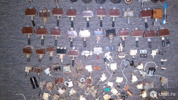 Галетты и переключатели. Фото 5.