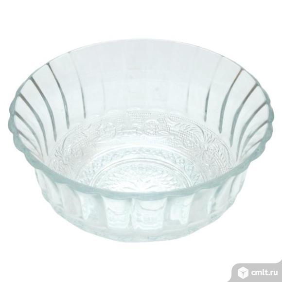 Салатник порционный стекло прозрачный