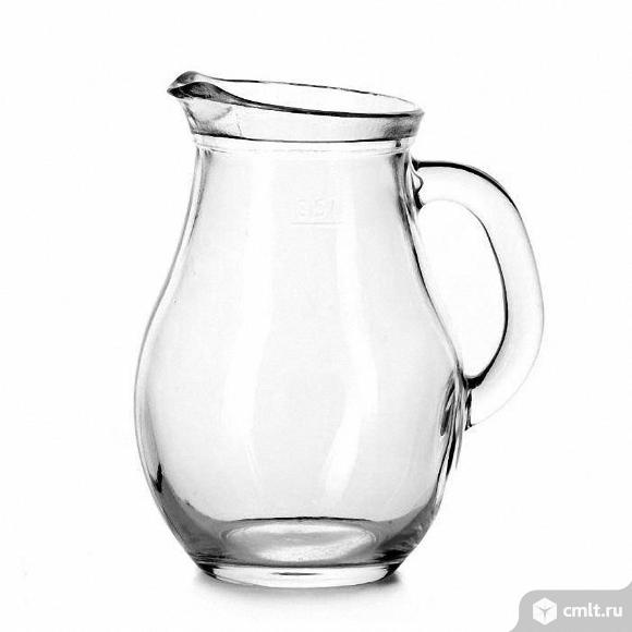 Кувшин для сока, компота или воды, Pasabahce Bistro 1000мл