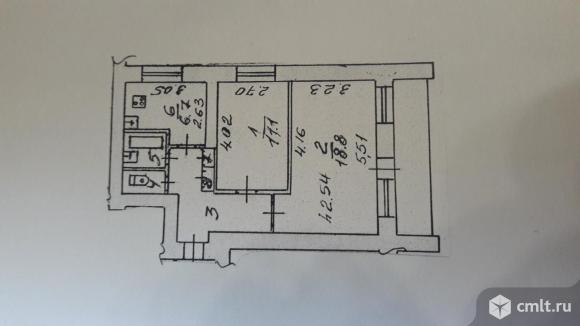 "2-комнатная квартира 48 кв.м, ул.Моисеева,д.80,ост.м-н ""Гранат"""