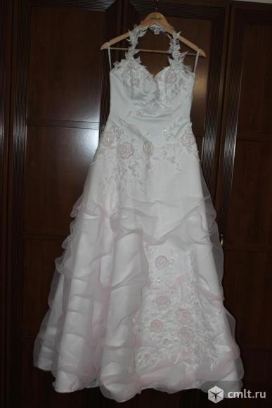 Продам свадебное платье. Фото 5.