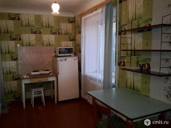 1-комнатная квартира 24,6 кв.м