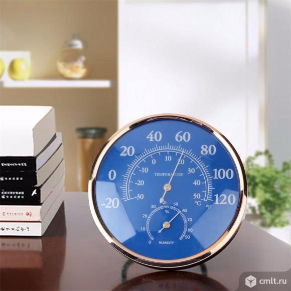 Термометр с гигрометром настольный\настенный
