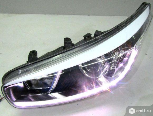 Фара левая LED XENON KIA CEED 12- б/у 92101A2260 4* ++  исправная дхо. Фото 1.