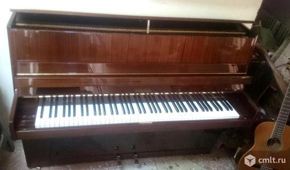 Пианино Рёниш. Модель Супер