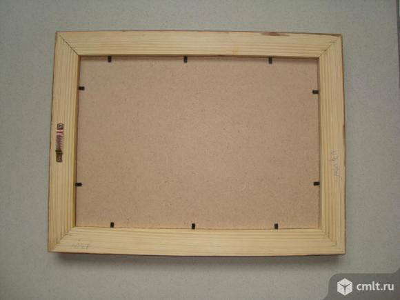 Продаю рамку из дерева формата А4