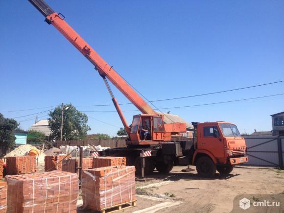 Услуги Автокрана 16 тонн 22 метра. Воронеж и область. Звоните в любое время. Скидки от объемов