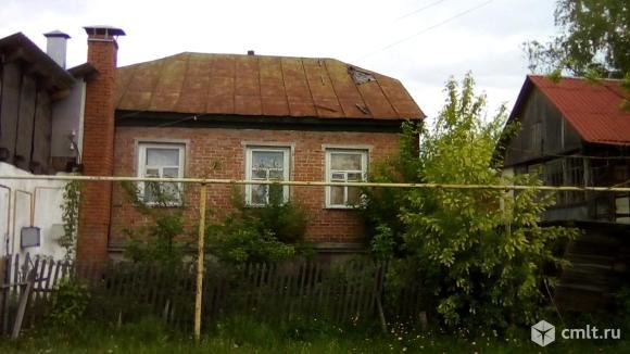 Новосельская ул. Часть дома, 52.3 кв.м, 4 комнаты, печь