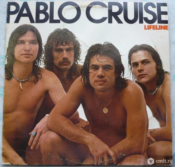 "Грампластинка (винил). Гигант [12"" LP]. Pablo Cruise. Lifeline. (P) 1976 A&M Records. SP-4575. USA.. Фото 1."