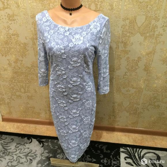 Продаю дизайнерское платье из итальянского кружева .. Фото 1.