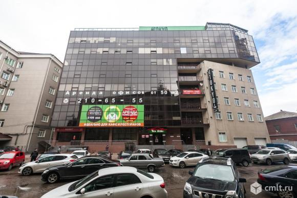 """Бизнес-центр """"Респект"""" офис/кафе"""