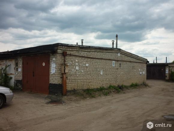 Капитальный гараж 38,3 кв. м Сокол