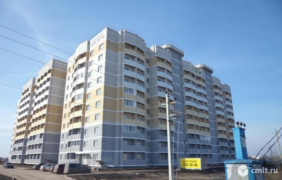 2-комнатная квартира. ЖК Южный Новая Усмань, Раздольная д.1 ( 1очередь- Полевая 44а). Общая площадь застройки -10га.