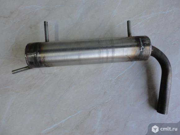 Тип № 1: Диаметр 65 мм, длина 300 мм, трубка внутри 6шт диаметром 10мм.