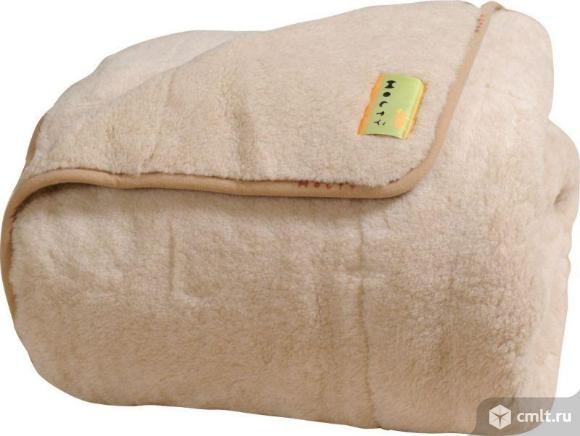 Одеяло из овечьей шерсти Сахара holty