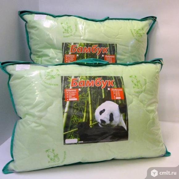 Подушка LOTUS бамбук 68*68 и 48*68