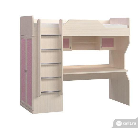 Мебель для детской (для девочки)