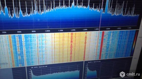 Hackrf one SDR radio