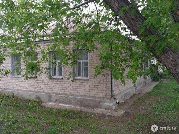 Часть дома с участком. Фото 1.
