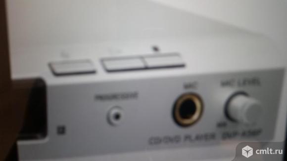 Музыкальная система Sony DVP-K56P КАРАОКЕ