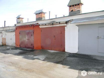 Капитальный гараж 38,4 кв. м