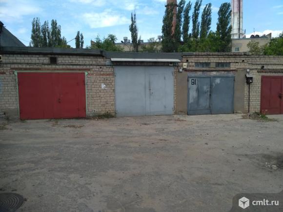 Капитальный гараж 24 кв. м Факел