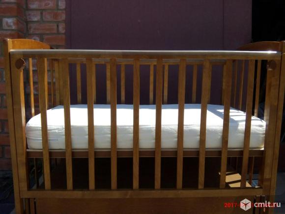 Кровать качалка детская. Фото 3.