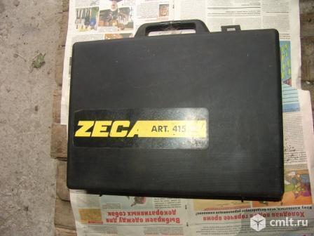 Тестер герметичности систем охлаждения ZECA 415. Фото 1.